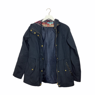 Primary Photo - BRAND:   AINA BE STYLE: JACKET OUTDOOR COLOR: NAVY SIZE: S SKU: 208-208135-8255