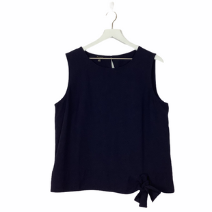 Primary Photo - BRAND: TALBOTS O STYLE: TOP SLEEVELESS COLOR: NAVY SIZE: 14 SKU: 208-208131-25409