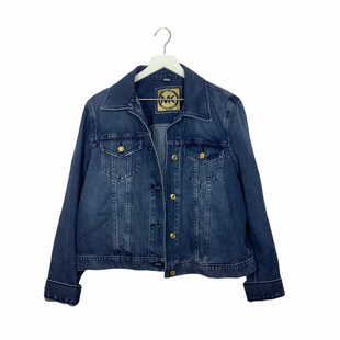 Primary Photo - BRAND: MICHAEL BY MICHAEL KORS STYLE: JACKET OUTDOOR COLOR: DENIM SIZE: XL SKU: 208-208114-40130