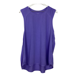 Primary Photo - BRAND: ATHLETIC WORKS STYLE: ATHLETIC TANK TOP COLOR: PURPLE SIZE: XXL SKU: 208-208165-247