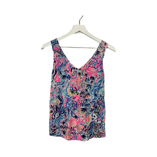 Primary Photo - BRAND: LILLY PULITZER STYLE: TOP SLEEVELESS COLOR: MULTI SIZE: XS SKU: 208-208142-14604