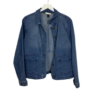 Primary Photo - BRAND: UNIVERSAL THREAD STYLE: JACKET OUTDOOR COLOR: DENIM SIZE: L SKU: 208-20831-72032