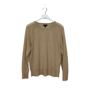 Primary Photo - BRAND: J CREW STYLE: TOP LONG SLEEVE COLOR: GOLD SIZE: L SKU: 208-20831-71430