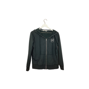 Primary Photo - BRAND: VICTORIAS SECRET STYLE: ATHLETIC JACKET COLOR: BLACK SIZE: M OTHER INFO: AS IS SKU: 208-208114-40068