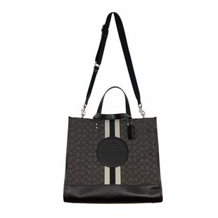 Primary Photo - BRAND: COACH STYLE: HANDBAG DESIGNER COLOR: BLACK SIZE: LARGE OTHER INFO: AS IS- SLIGHT ODOR SKU: 208-208162-1799