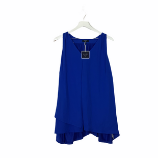 Primary Photo - BRAND: KAARI BLUE STYLE: TOP SLEEVELESS COLOR: BLUE SIZE: 3X SKU: 208-208114-41925