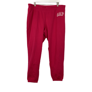 Primary Photo - BRAND: GAP STYLE: ATHLETIC PANTS COLOR: PINK SIZE: XL SKU: 208-208142-12752