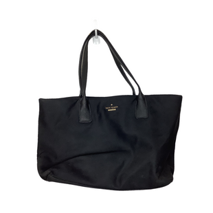 Primary Photo - BRAND: KATE SPADE STYLE: HANDBAG DESIGNER COLOR: BLACK SIZE: MEDIUM SKU: 208-208162-1906