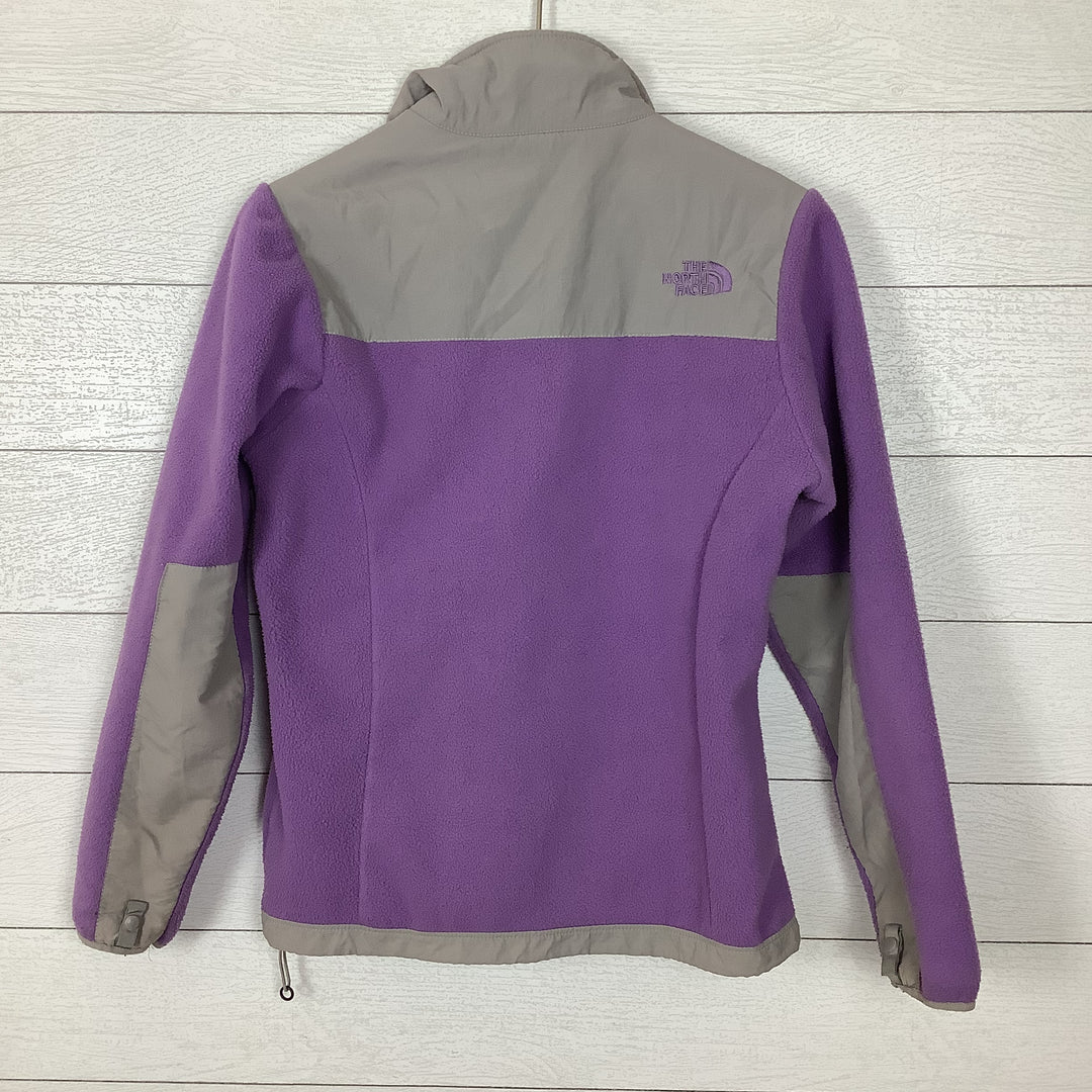 Photo #1 - BRAND: NORTHFACE <BR>STYLE: JACKET OUTDOOR <BR>COLOR: PURPLE <BR>SIZE: S <BR>OTHER INFO: AS IS-WEAR <BR>SKU: 208-208142-9891