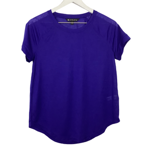 Primary Photo - BRAND: ATHLETA STYLE: ATHLETIC TOP COLOR: BLUE SIZE: S SKU: 208-208165-1579