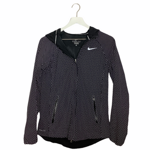 Primary Photo - BRAND: NIKE APPAREL STYLE: JACKET OUTDOOR COLOR: POLKADOT SIZE: S SKU: 208-208142-7424