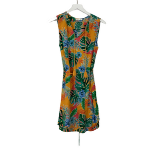 Primary Photo - BRAND: BEACHLUNCHLOUNGE STYLE: DRESS SHORT SLEEVELESS COLOR: TROPICAL SIZE: M SKU: 208-208165-1651