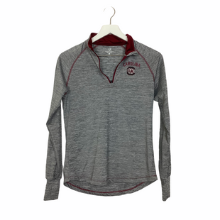 Primary Photo - BRAND: COLOSSEUM STYLE: ATHLETIC TOP COLOR: GREY RED SIZE: M SKU: 208-208131-22618