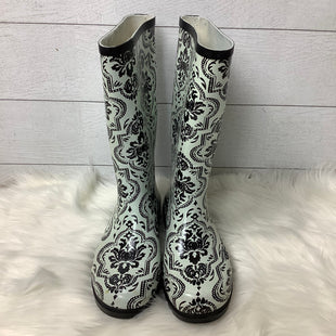 Primary Photo - BRAND:  CME STYLE: BOOTS RAIN COLOR: WHITE BLACK SIZE: 9 OTHER INFO: NOMAD - AS IS -WEAR SKU: 208-208114-38454
