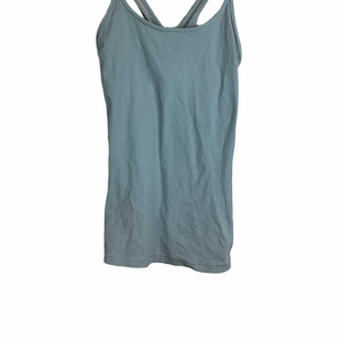 Primary Photo - BRAND: LULULEMON STYLE: ATHLETIC TANK TOP COLOR: BABY BLUE SIZE: 6 OTHER INFO: AS IS SKU: 208-20831-71898
