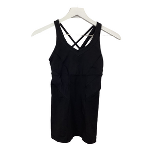 Primary Photo - BRAND: LULULEMON STYLE: ATHLETIC TANK TOP COLOR: BLACK SIZE: S SKU: 208-208114-43919
