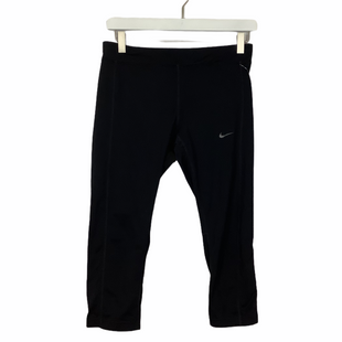 Primary Photo - BRAND: NIKE APPAREL STYLE: ATHLETIC CAPRIS COLOR: BLACK SIZE: M SKU: 208-208131-24042