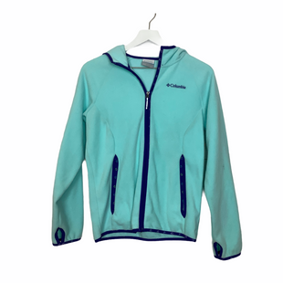 Primary Photo - BRAND: COLUMBIA STYLE: JACKET OUTDOOR COLOR: BLUE SIZE: L SKU: 208-208131-17331AS IS - SPOTTING