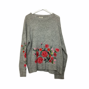 Primary Photo - BRAND: UMGEE STYLE: SWEATER LIGHTWEIGHT COLOR: GREY SIZE: L SKU: 208-208131-22804