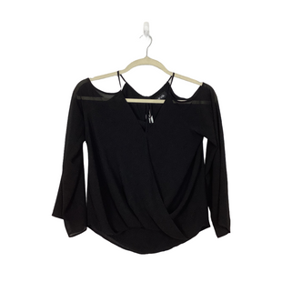 Primary Photo - BRAND: FABRIK STYLE: TOP LONG SLEEVE COLOR: BLACK SIZE: L SKU: 208-208142-11730
