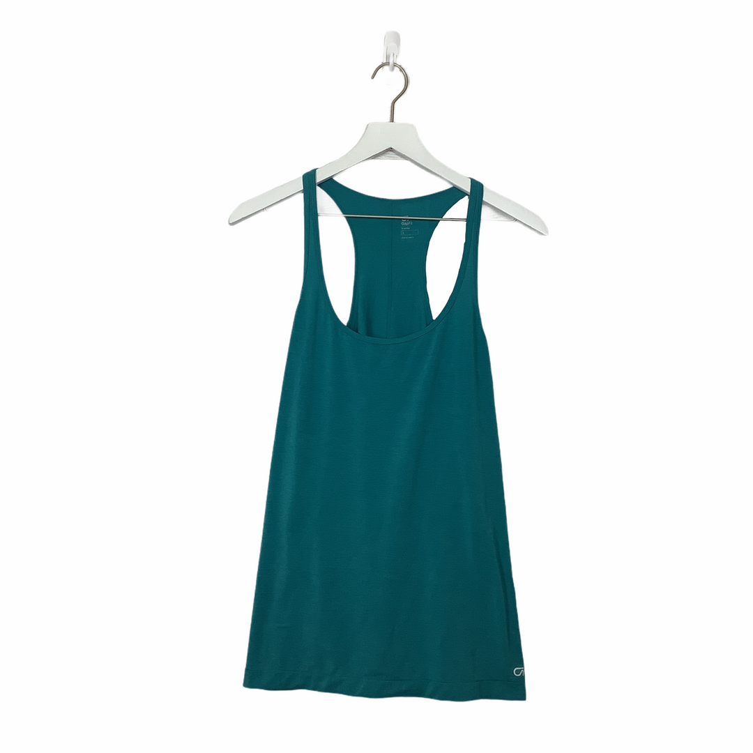 Primary Photo - BRAND: GAP <BR>STYLE: ATHLETIC TANK TOP <BR>COLOR: TEAL <BR>SIZE: L <BR>SKU: 208-208135-8691