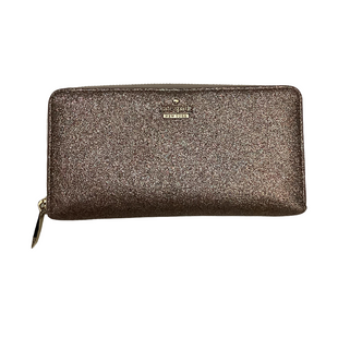 Primary Photo - BRAND: KATE SPADE STYLE: WALLET COLOR: SPARKLES SIZE: LARGE OTHER INFO: AS IS SKU: 208-208131-25689