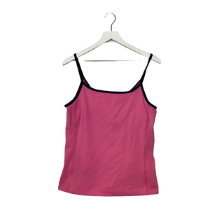 Primary Photo - BRAND: LILLY PULITZER STYLE: ATHLETIC TANK TOP COLOR: PINK SIZE: XL SKU: 208-208113-33202