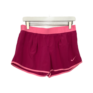 Primary Photo - BRAND: NIKE APPAREL STYLE: ATHLETIC SHORTS COLOR: MAGENTA SIZE: M SKU: 208-208163-330