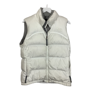 Primary Photo - BRAND: NORTHFACE STYLE: VEST DOWN COLOR: WHITE SIZE: M SKU: 208-208163-373