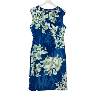 Primary Photo - BRAND: SHELBY AND PALMER STYLE: DRESS SHORT SLEEVELESS COLOR: BLUE SIZE: 16 SKU: 208-208163-1301