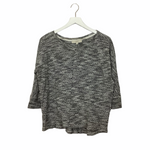 Primary Photo - BRAND: ANN TAYLOR LOFT O <BR>STYLE: TOP LONG SLEEVE <BR>COLOR: GREY <BR>SIZE: L <BR>SKU: 208-208114-40118