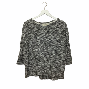 Primary Photo - BRAND: ANN TAYLOR LOFT O STYLE: TOP LONG SLEEVE COLOR: GREY SIZE: L SKU: 208-208114-40118