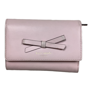 Primary Photo - BRAND: KATE SPADE STYLE: WALLET COLOR: LIGHT PINK SIZE: MEDIUM OTHER INFO: AS IS SKU: 208-20889-13201