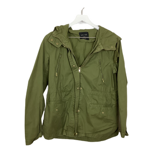 Primary Photo - BRAND: LOVE TREE STYLE: JACKET OUTDOOR COLOR: SAGE SIZE: M SKU: 208-208165-1954