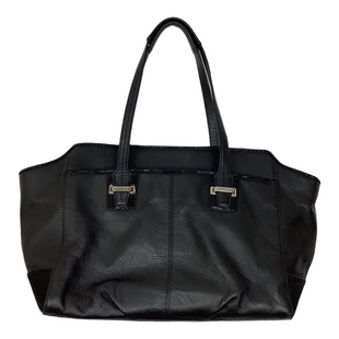 Primary Photo - BRAND: COACH STYLE: HANDBAG DESIGNER COLOR: BLACK SIZE: LARGE SKU: 208-208162-1844