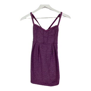 Primary Photo - BRAND: LULULEMON STYLE: ATHLETIC TANK TOP COLOR: PURPLE SIZE: S SKU: 208-208142-11345