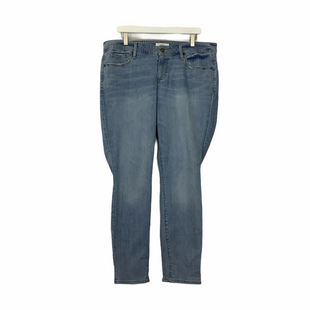 Primary Photo - BRAND: ANN TAYLOR LOFT STYLE: JEANS COLOR: DENIM SIZE: 16 SKU: 208-208114-41900