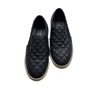 Primary Photo - BRAND: STEVE MADDEN STYLE: SHOES FLATS COLOR: BLACK SIZE: 6 OTHER INFO: AS IS - WEAR SKU: 208-208114-41121