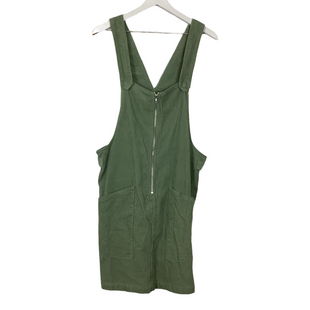 Primary Photo - BRAND: WILD FABLE STYLE: DRESS SHORT SLEEVELESS COLOR: SAGE SIZE: XL SKU: 208-20831-72872