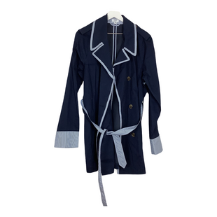 Primary Photo - BRAND: CROWN AND IVY STYLE: JACKET OUTDOOR COLOR: NAVY SIZE: XXL SKU: 208-208165-1827