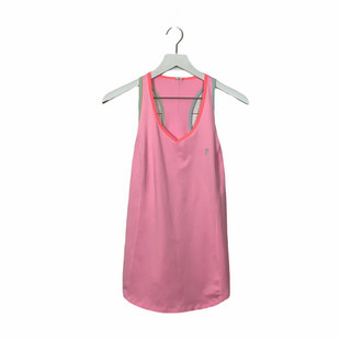 Primary Photo - BRAND: FILA STYLE: ATHLETIC TANK TOP COLOR: PINK SIZE: M SKU: 208-208135-7826