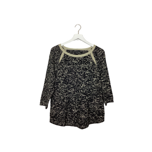 Primary Photo - BRAND: STYLE AND COMPANY STYLE: SWEATER LIGHTWEIGHT COLOR: BLACK SIZE: L SKU: 208-208114-40985