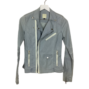 Primary Photo - BRAND: JOES JEANS STYLE: JACKET OUTDOOR COLOR: DENIM SIZE: XS SKU: 208-208131-24906