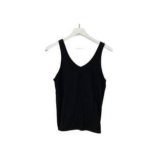 Primary Photo - BRAND: VICTORIAS SECRET STYLE: ATHLETIC TANK TOP COLOR: BLACK SIZE: XS SKU: 208-20831-70806