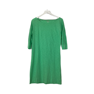 Primary Photo - BRAND: LILLY PULITZER STYLE: DRESS SHORT LONG SLEEVE COLOR: GREEN SIZE: M SKU: 208-208142-14482AS IS