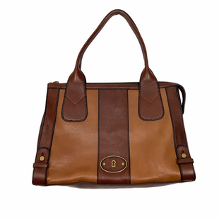 Primary Photo - BRAND: FOSSIL STYLE: HANDBAG DESIGNER COLOR: BROWN SIZE: LARGE OTHER INFO: AS IS - WEAR SKU: 208-208142-10609