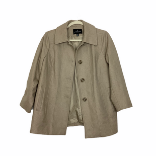 Primary Photo - BRAND: LONDON FOG STYLE: COAT LONG COLOR: TAN SIZE: 1X SKU: 208-208113-27017