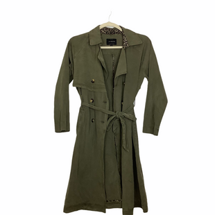 Primary Photo - BRAND: LUCKY BRAND STYLE: COAT LONG COLOR: OLIVE SIZE: M SKU: 208-208131-21869