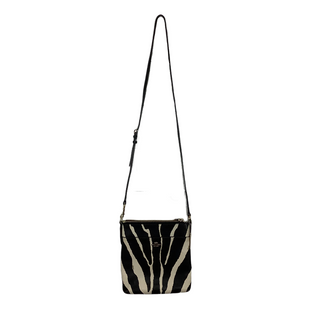 Primary Photo - BRAND: COACH STYLE: HANDBAG DESIGNER COLOR: ZEBRA PRINT SIZE: SMALL OTHER INFO: AS IS SKU: 208-208131-25700