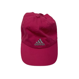 Primary Photo - BRAND: ADIDAS STYLE: HAT COLOR: PINK SKU: 208-208162-1869